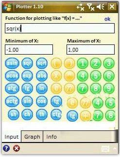 رسم نمودار های ریاضی در پاکت پی سی با Lemur Plotter